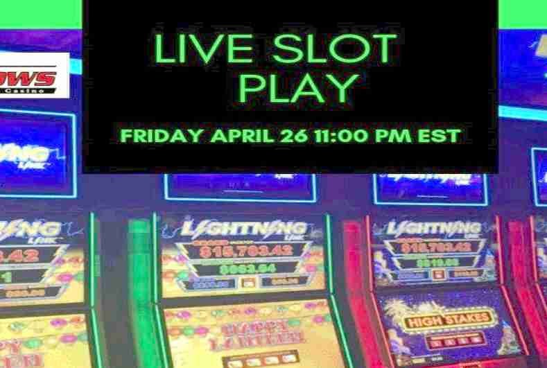 live slot play online
